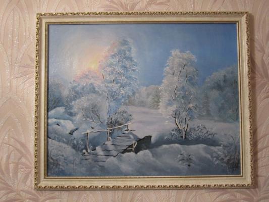 Alina Nesterova. Untitled