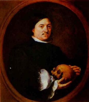 Bartolomé Esteban Murillo. Portrait Of Don Nicolas
