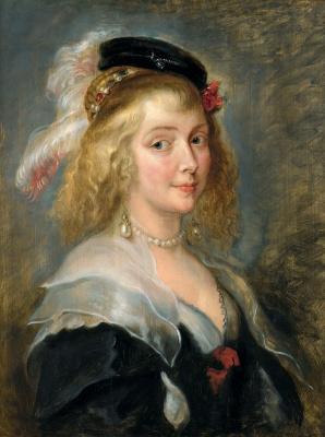Portrait Of Elena Forman