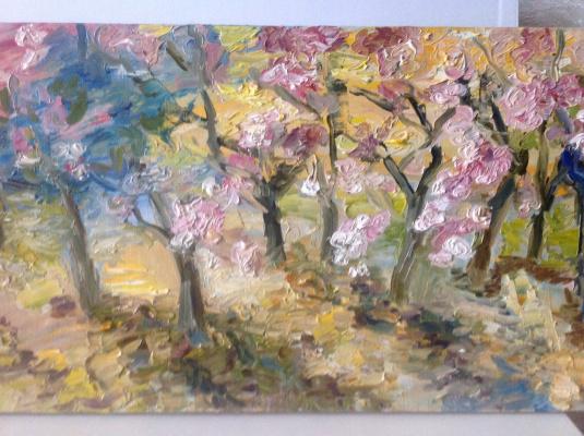 Agnessa Morkovina. Spring