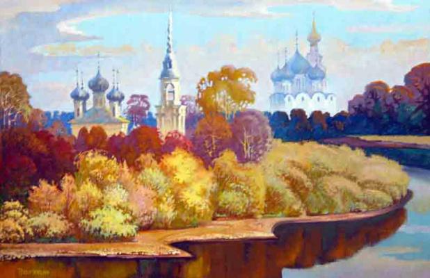 Vasily Ivanovich Ptyukhin. Chime