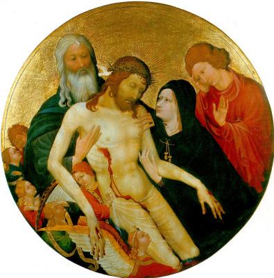Жан Малуэль. Оплакивание Христа