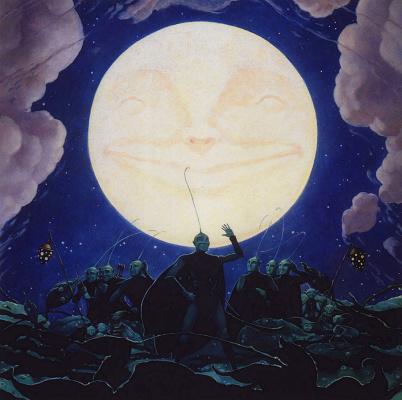 Уильям Джойс. Лунное вторжение