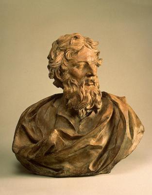 Алесандро Альгарди. Святой Павел