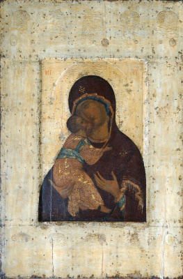 Andrey Rublev. Our Lady of Vladimir