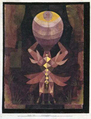 Paul Klee. Wild Berry