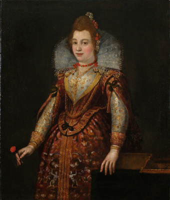 Кьяра Варотари. Портрет молодой венецианки