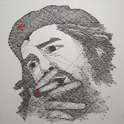 Руслан Колмыков. Че  с  сигарой