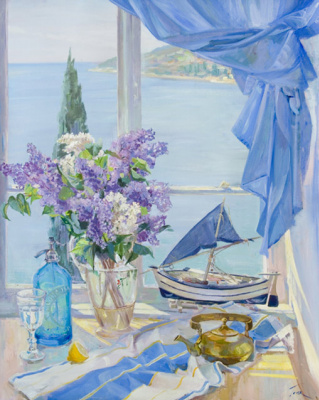 Natalia Gennadyevna Tour. Lemonade and lilac