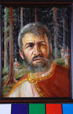 Юрий Антонович Хмелецкий. Юрий Долгорукий