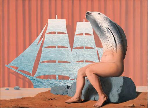 René Magritte. Зачарованная область (IV)