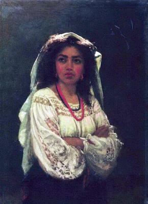 Ilya Efimovich Repin. Italian