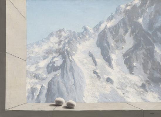 René Magritte. Region Arnheim