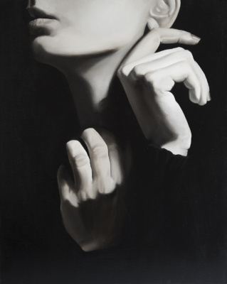 Margarita Andreevna Yakuncheva. Self-portrait