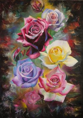 Alexey Chernov. Roses