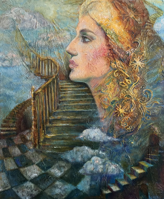 Anastasia Mirra. Steps