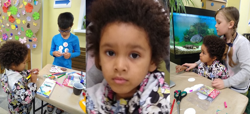 Natalya Garber. Pushkin is with us. Phototriptych for the school of children's creativity