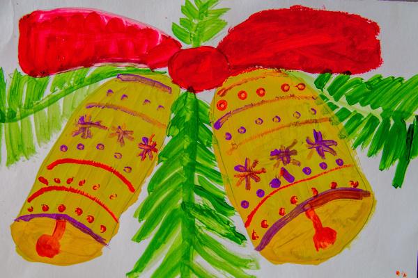Katya S. Christmas bells