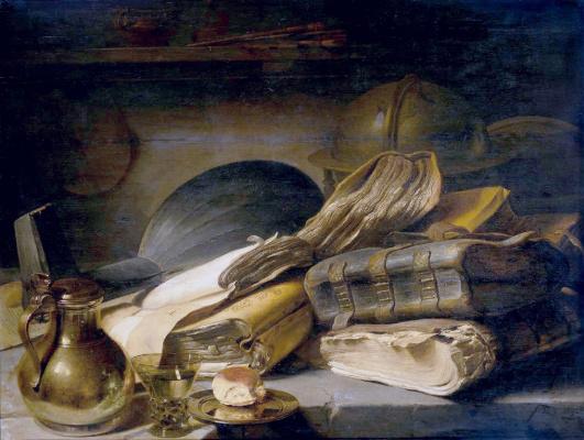 Ян Ливенс. Книги