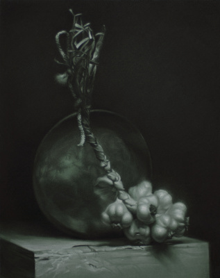 Elena Vid. Garlic