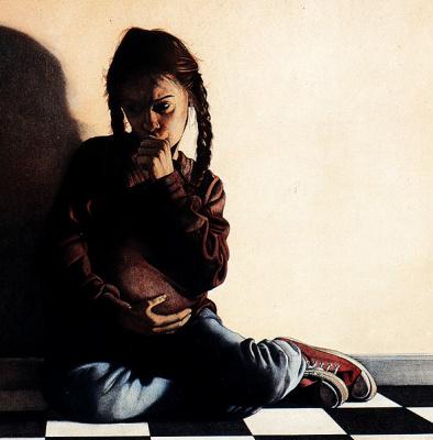 Стивен Кусано. Обиженный ребенок