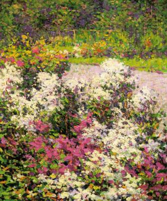 Генри Брекенридж. Цветы