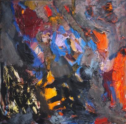 Asya Vyacheslavna Feoktistova. Fire and ash