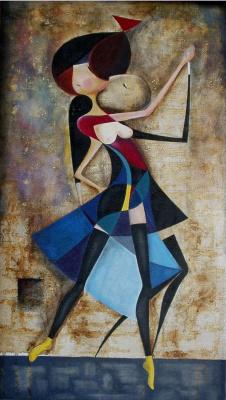 Igor Veniaminovich Bondarenko. Dirty dancing