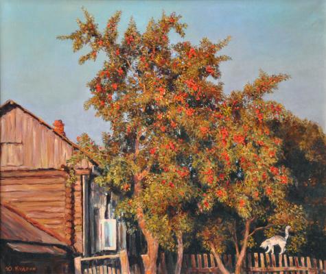 Юрий Викторович Кудрин. Райские яблочки. 2004