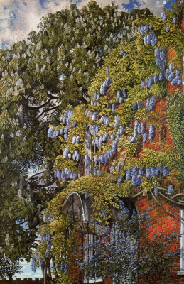 Stanley Spencer. Lilac