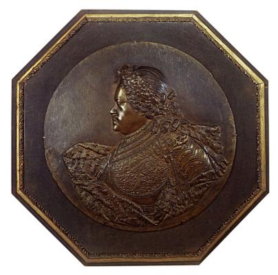 Бартоломео Карло Растрелли. Петр I