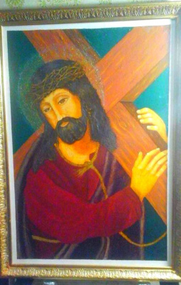 Victor Vladimirovich Weaver. Jesus