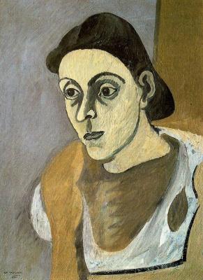 Аршиль Горки. Портрет 7