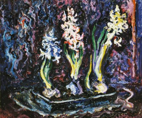 Alexey Vladimirovich Konstantinov. Hyacinths