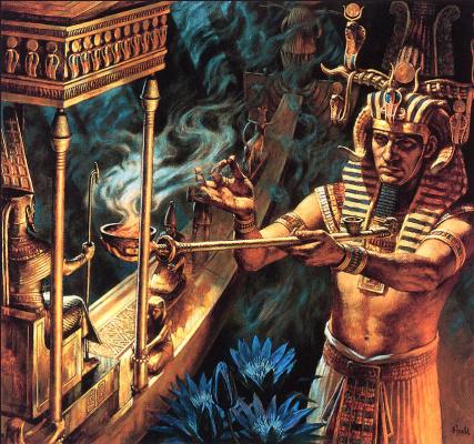 Том Холл. Рамзес Великий