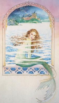 Мэри Окифф. Молодая русалка