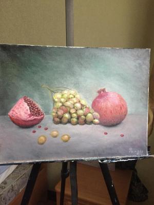 Ramses Arsenovich Tlyakodugov. Only fruit
