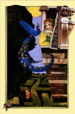 Лора Розэно. Синяя птица и другие сказки 03