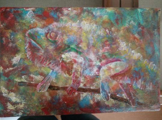 Evgeny Ivanovich Mironov. My fish