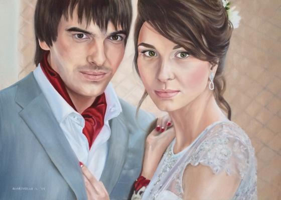 Любовь Маковская. Портрет