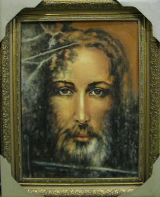 Ядвига Сенько. The Face of Jesus Christ