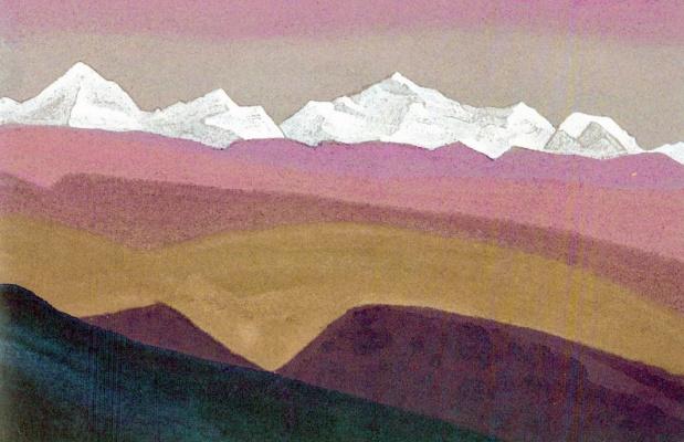 Nicholas Roerich. The Himalayas (Mountain Suite)