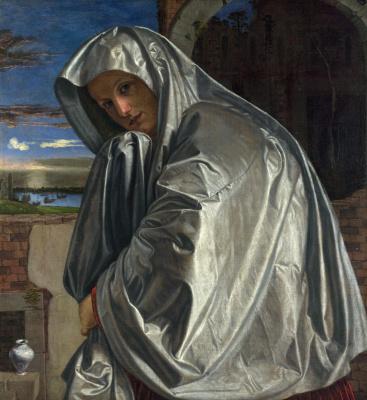 Giovanni Girolamo Savoldo. Mary Magdalene