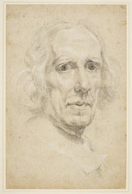 Джованни Лоренцо Бернини. Автопортрет