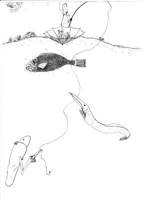 Пётр Великий. Fishing