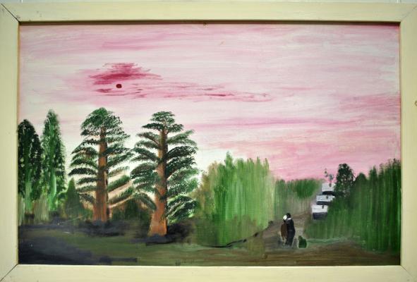 Love Mikhailovna Maikova. Untitled