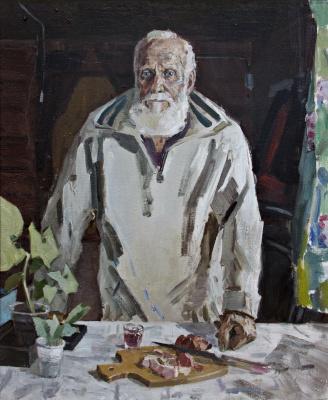 Gleb Alexandrovich Ivaniy. Breakfast