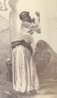 Пьер Франсуа Эжен Жиро. Танец