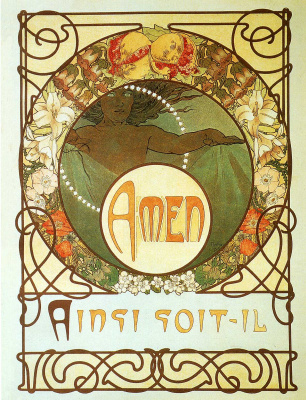 Alphonse Mucha. Our father