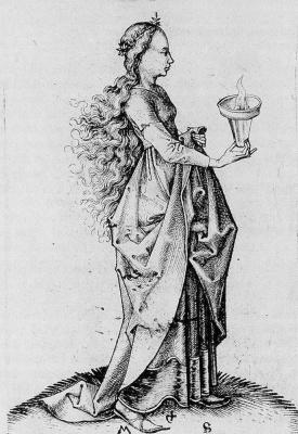 Martin Schongauer. Plot 1
